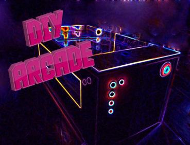 Arcade-Flair Marke Eigenbau