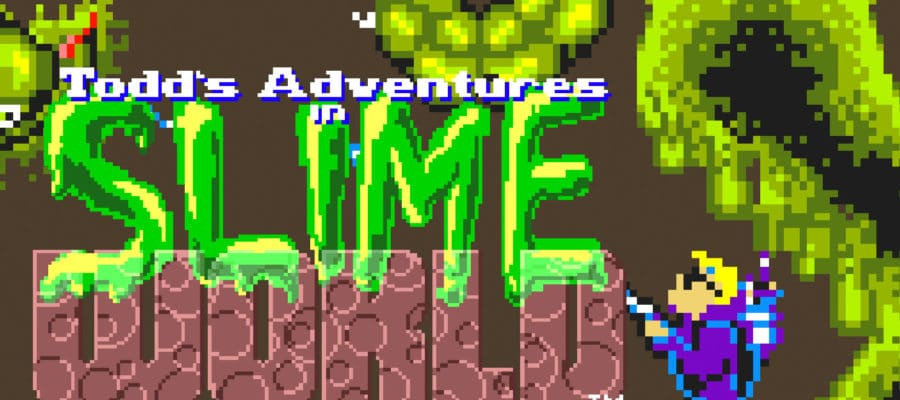 taiswbb 900x400 - Todd´s Adventures in Slime World (Atari Lynx, 1990)