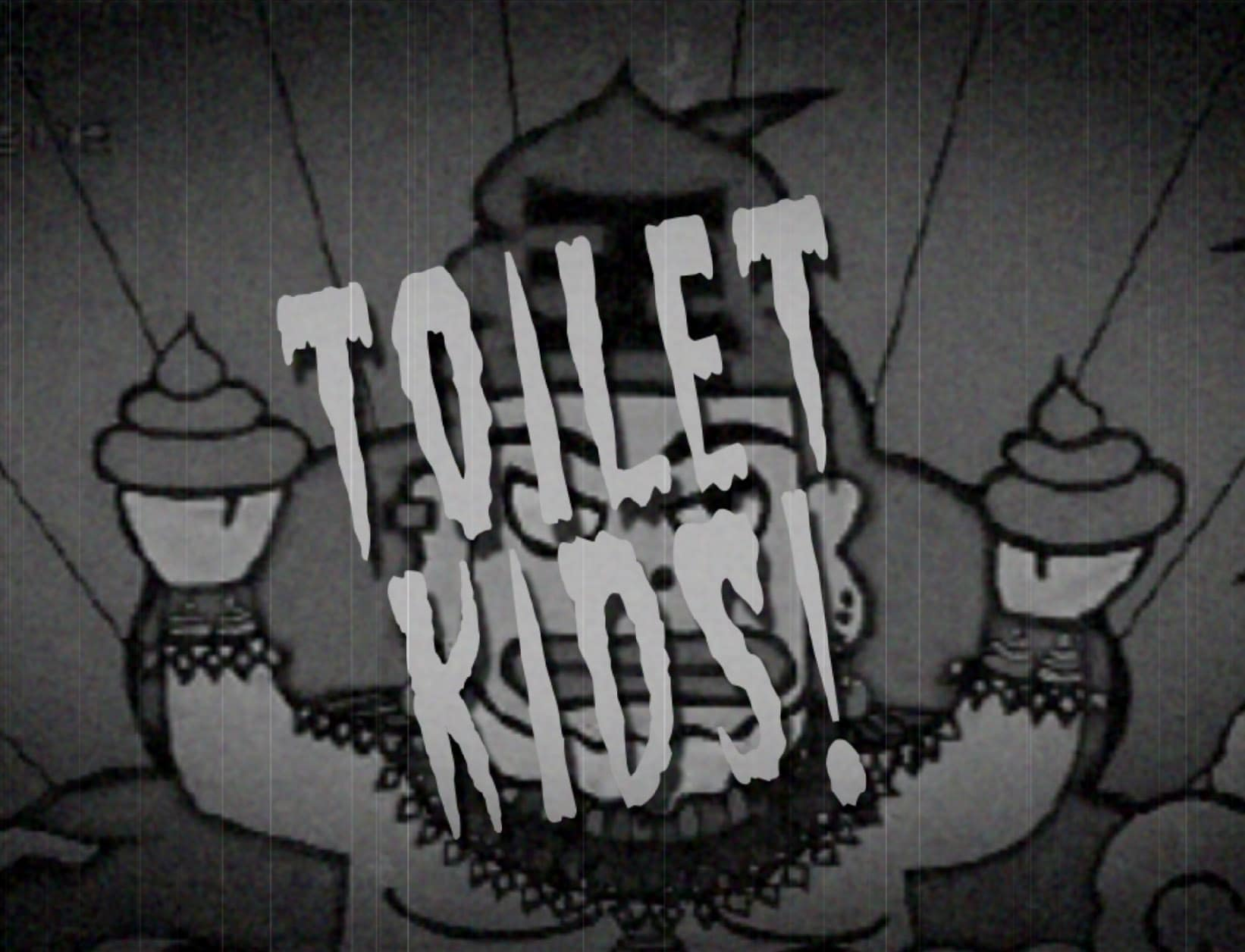 Toilet Kids (PC Engine, 1992)