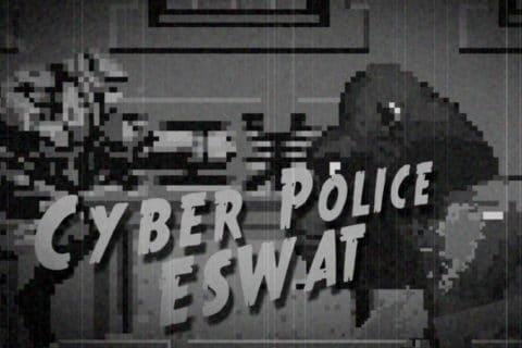 vidgraeswat 480x320 - Cyber Police ESWAT (Amiga, 1990)