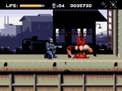 Bildschirmfoto 2017 10 08 um 19.23.11 400x300 - Robocop versus the Terminator (Sega MegaDrive, 1994)