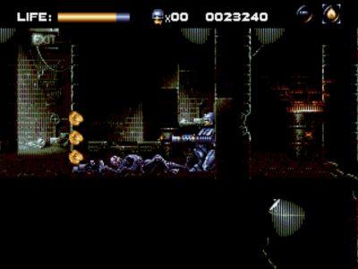 Der Terminator ist mit der falschen Waffe ein etwas zäher Zeitgenosse