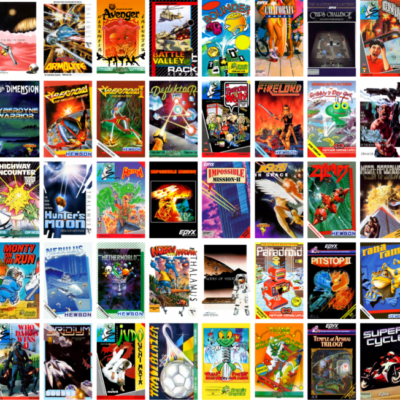 games collage 1 1024x652 1 400x400 - THE C64 - Und dann kam alles anders