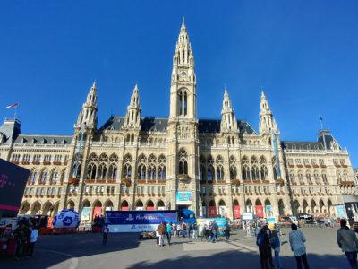 Das Rathaus in Wien ist auch 2017 wieder Schauplatz der jährlichen Game City