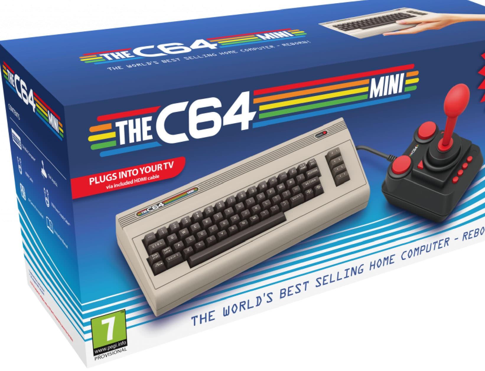 THE C64 – Und dann kam alles anders