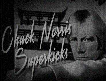 Chuck Norris Superkicks (Atari 2600, 1983)