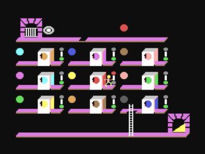 Bildschirmfoto 2017 11 06 um 15.55.15 400x300 - The Castles of Doctor Creep (C64, 1984)