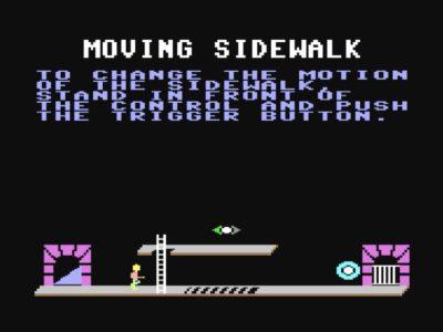 Bildschirmfoto 2017 11 06 um 15.57.18 400x300 - The Castles of Doctor Creep (C64, 1984)