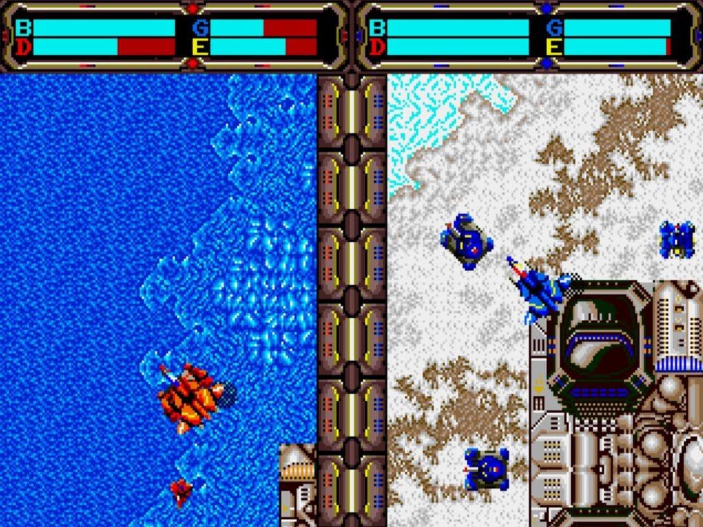 Bildschirmfoto 2017 11 18 um 23.18.37 1024x768 - Herzog Zwei (Sega Mega Drive, 1989)