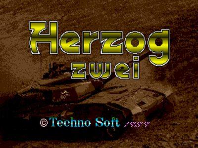Bildschirmfoto 2017 11 18 um 23.19.16 400x300 - Herzog Zwei (Sega Mega Drive, 1989)