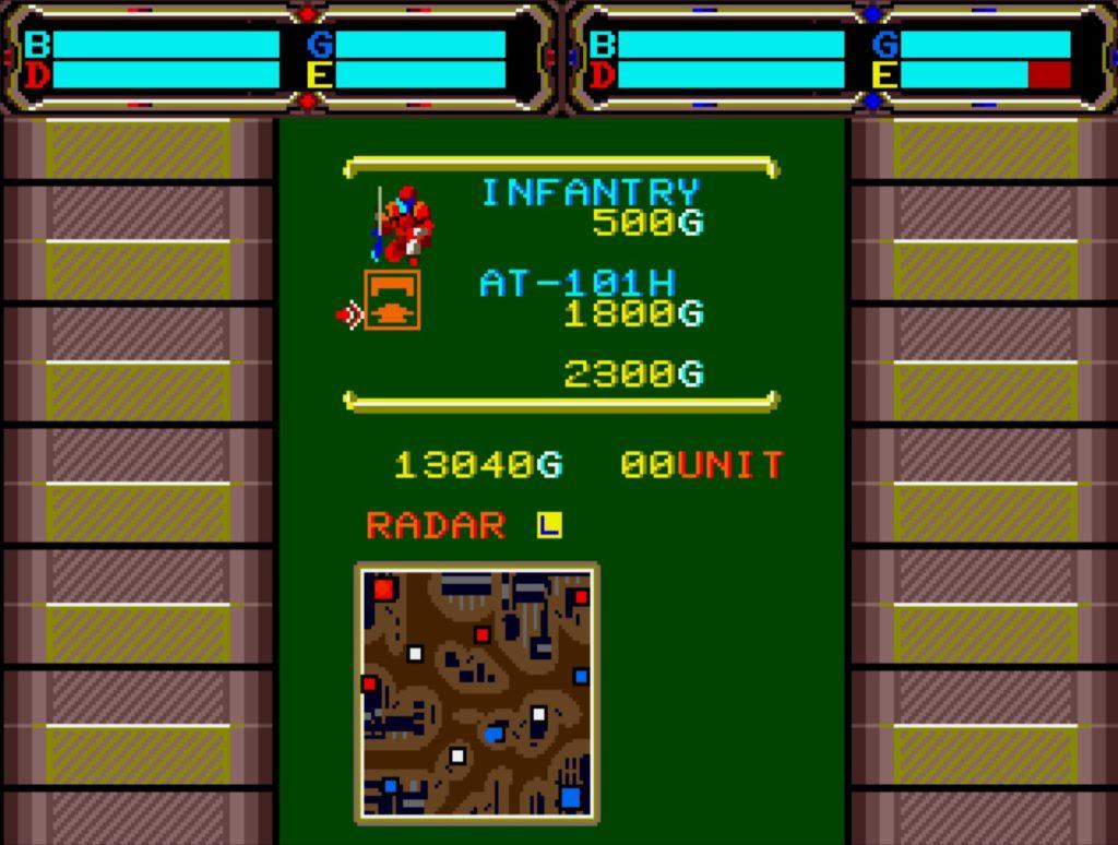 Bildschirmfoto 2017 11 18 um 23.20.37 1024x774 - Herzog Zwei (Sega Mega Drive, 1989)