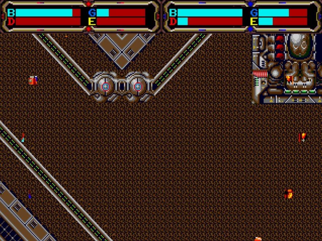 Bildschirmfoto 2017 11 18 um 23.31.31 1024x768 - Herzog Zwei (Sega Mega Drive, 1989)