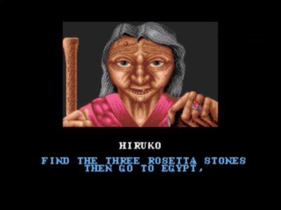 Bildschirmfoto 2017 11 29 um 22.08.20 400x300 - Double Dragon III - The Rosetta Stone (Sega Mega Drive, 1992)