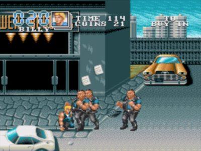 Bildschirmfoto 2017 11 29 um 22.10.40 400x300 - Double Dragon III - The Rosetta Stone (Sega Mega Drive, 1992)