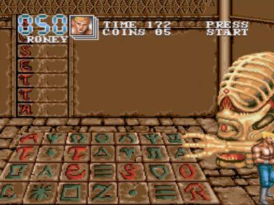 Bildschirmfoto 2017 11 29 um 22.13.12 400x300 - Double Dragon III - The Rosetta Stone (Sega Mega Drive, 1992)