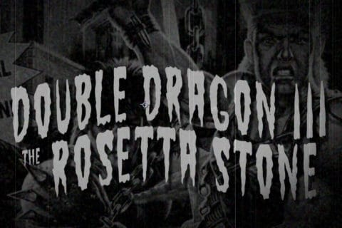 dd3bb 480x320 - Double Dragon III - The Rosetta Stone (Sega Mega Drive, 1992)
