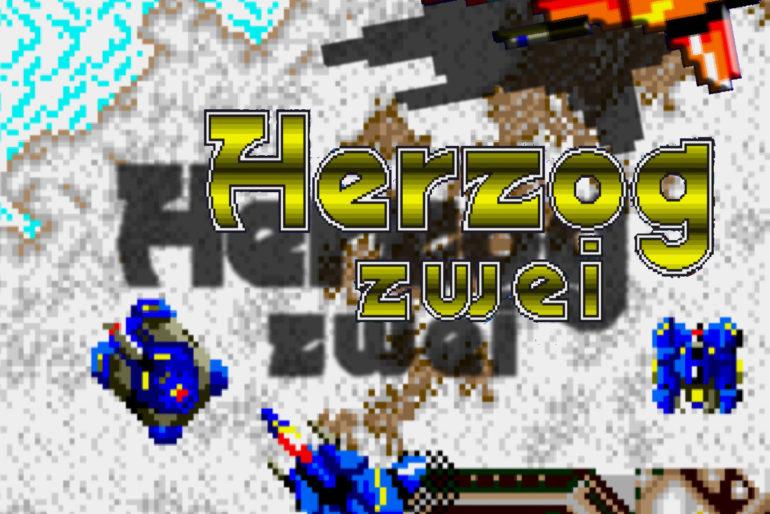 Herzog Zwei (Sega Mega Drive, 1989)