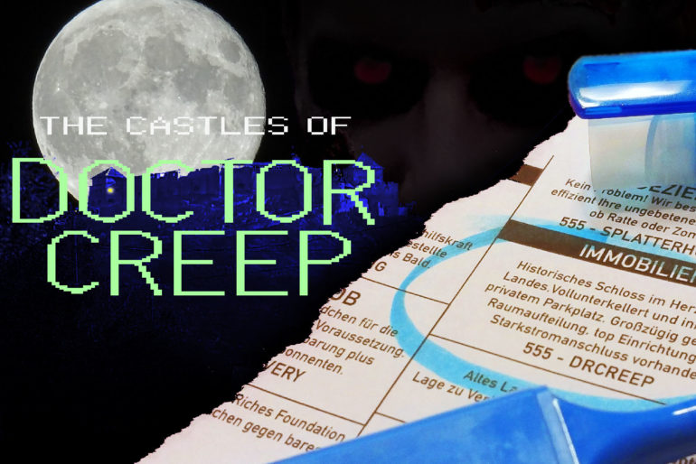 The Castles of Doctor Creep (C64, 1984)