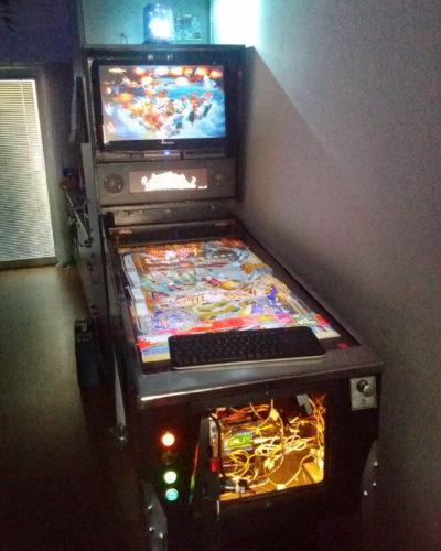 cab10 400x500 - DIY Arcade Teil 2 - Der echt unechte Flipper