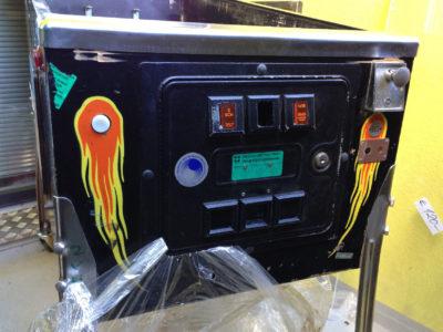 cab2 400x300 - DIY Arcade Teil 2 - Der echt unechte Flipper