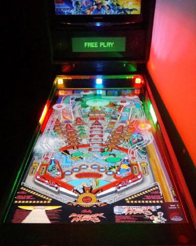 cab9 400x500 - DIY Arcade Teil 2 - Der echt unechte Flipper