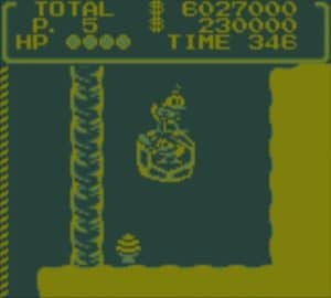 duckt05 300x270 - DuckTales (GameBoy, 1990)