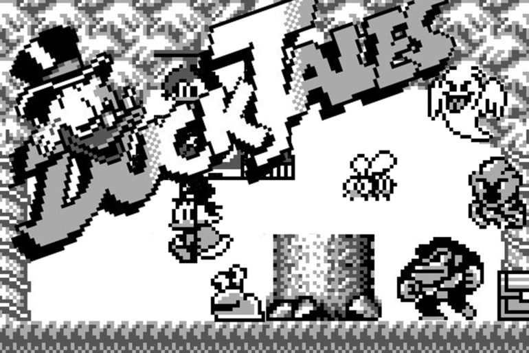 DuckTales (GameBoy, 1990)