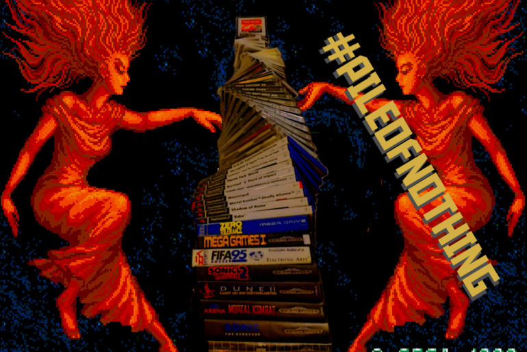 #Pileofnothing – Phantasy Star II Zwischenbericht