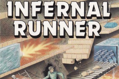 ircover 480x320 - #PileofNothing Februar mit Infernal Runner