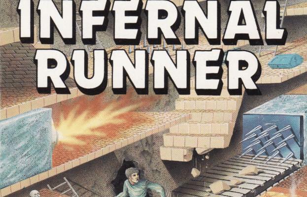 ircover 623x400 - #PileofNothing Februar mit Infernal Runner