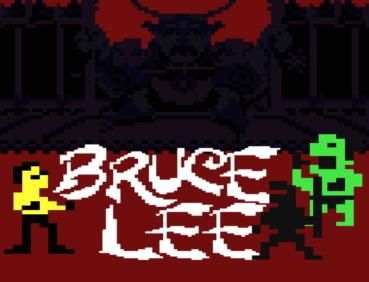 Bruce Lee (C64, 1984)