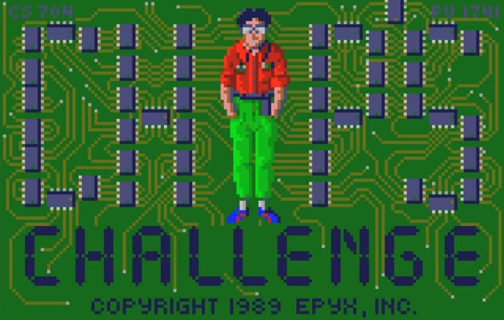cc1 - Chip´s Challenge (Atari Lynx, 1989)