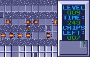 cc5 300x191 - Chip´s Challenge (Atari Lynx, 1989)
