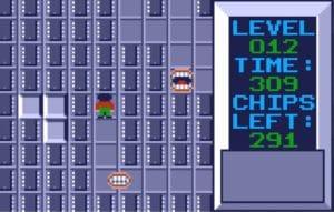 cc7 300x191 - Chip´s Challenge (Atari Lynx, 1989)