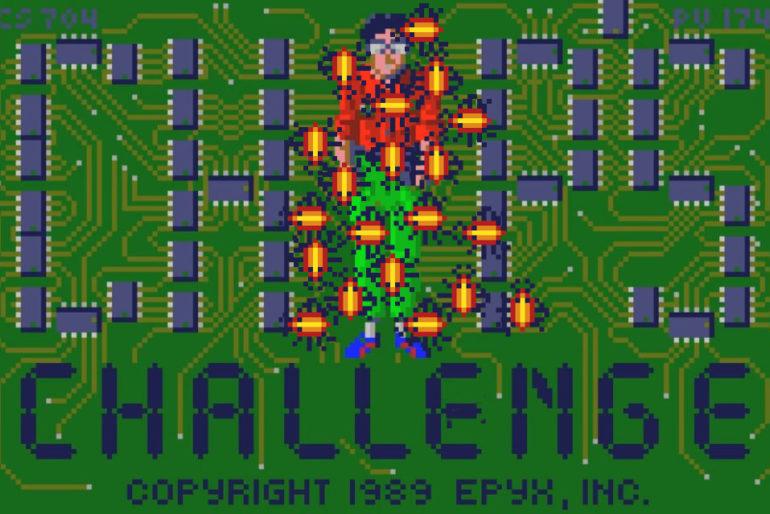 Chip´s Challenge (Atari Lynx, 1989)