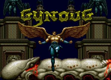 Gynoug (Sega MegaDrive, 1991)