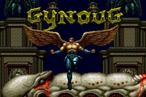 gynbb 480x320 - Gynoug (Sega MegaDrive, 1991)