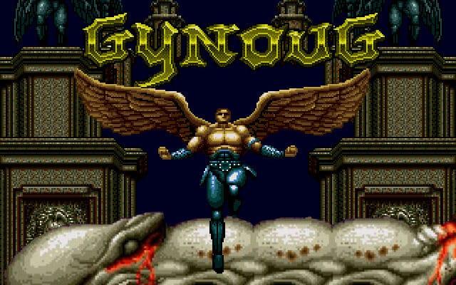 gynbb 640x400 - Gynoug (Sega MegaDrive, 1991)