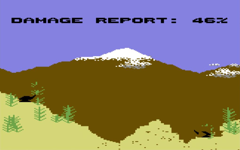 ard4 - Artillery Duel (C64, 1983)