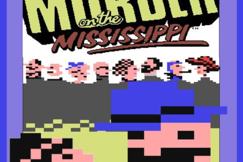 murdbb 480x320 - Murder on the Mississippi (C64, 1986)
