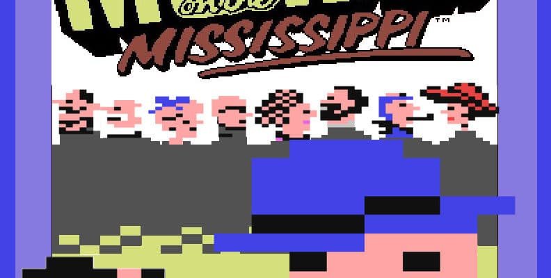 murdbb 792x400 - Murder on the Mississippi (C64, 1986)