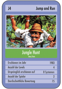 954C0C0C 2345 4B8C 91CA FC844BF85574 e1532727809612 209x300 - Jungle Hunt (Atari 2600, 1983)