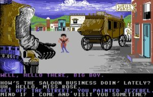 K lotwch2003 300x190 - Law of the West (C64, 1985)