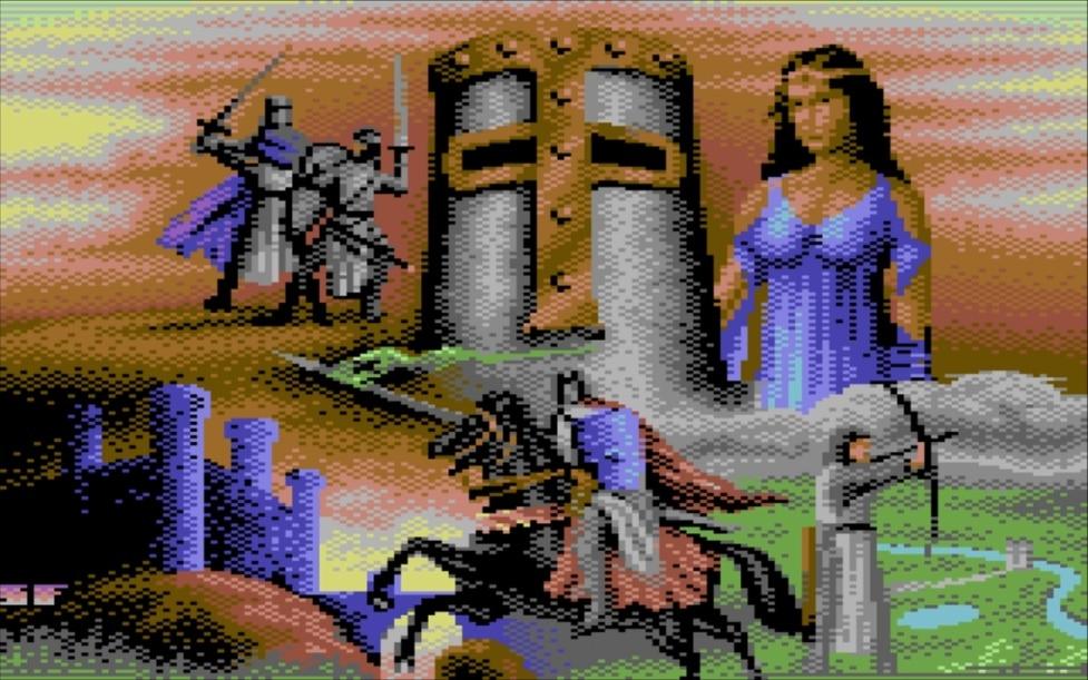 iron0002 K - Iron Lord (C64, 1989)
