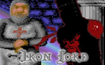 Iron Lord (C64, 1989)