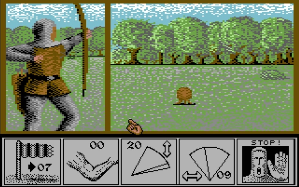 ironlbow005 K - Iron Lord (C64, 1989)