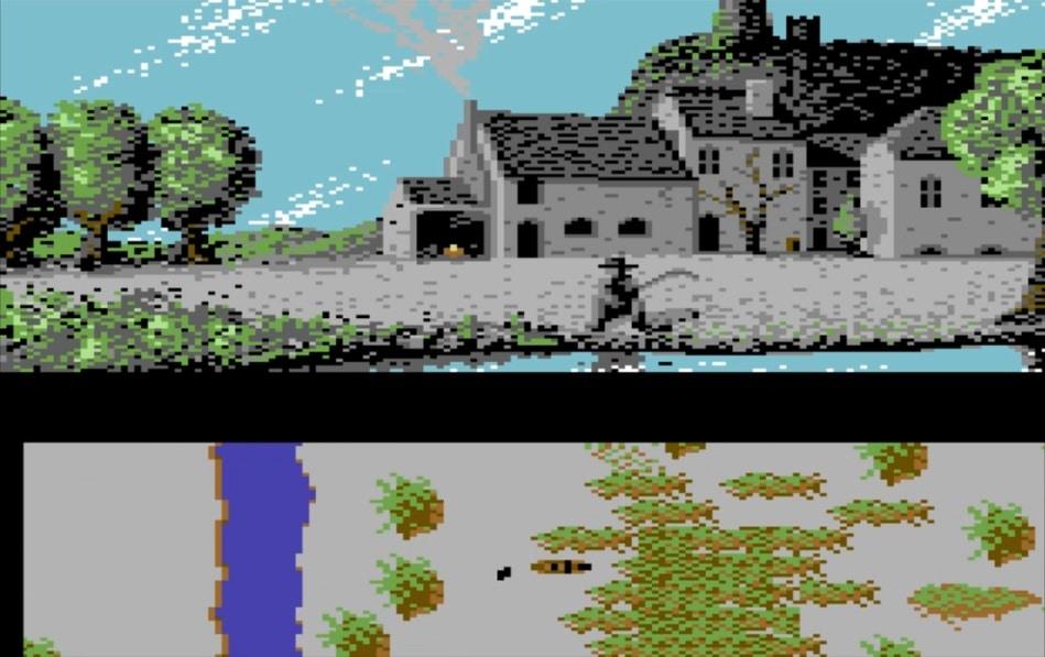 ironlcity006 K - Iron Lord (C64, 1989)