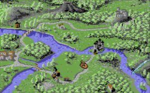 ironlmap011 K 300x187 - Iron Lord (C64, 1989)
