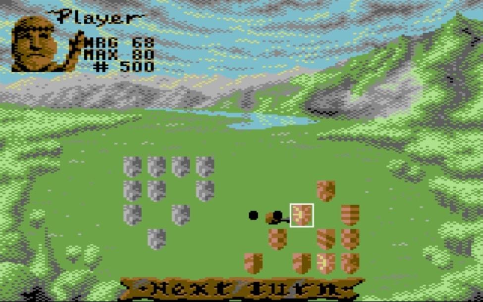 ironlstrategy013 K - Iron Lord (C64, 1989)