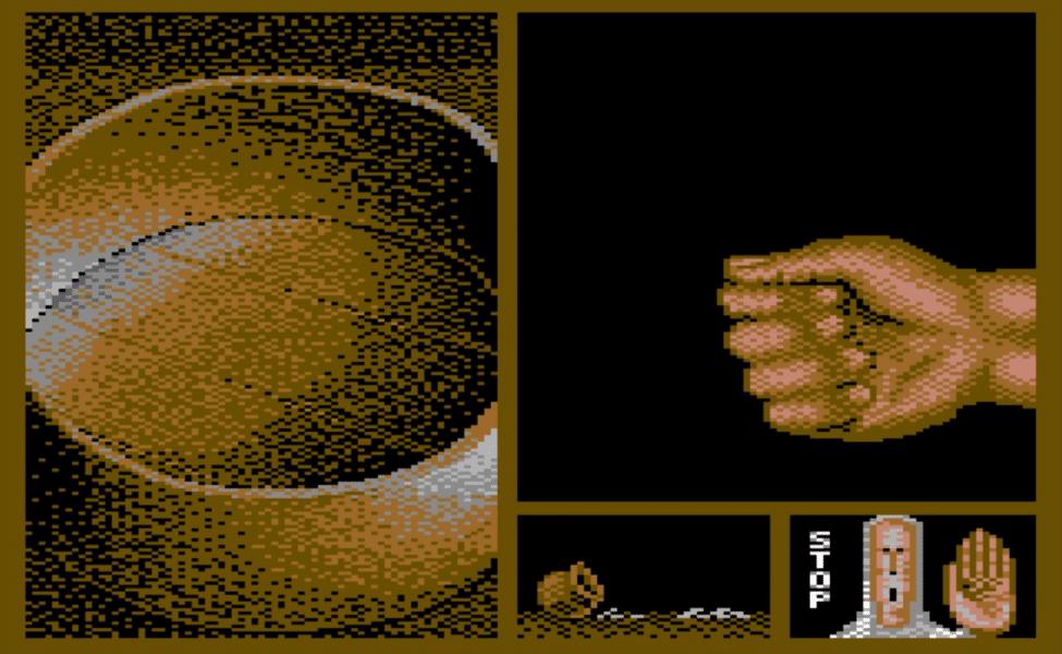 ironlwuerfel - Iron Lord (C64, 1989)